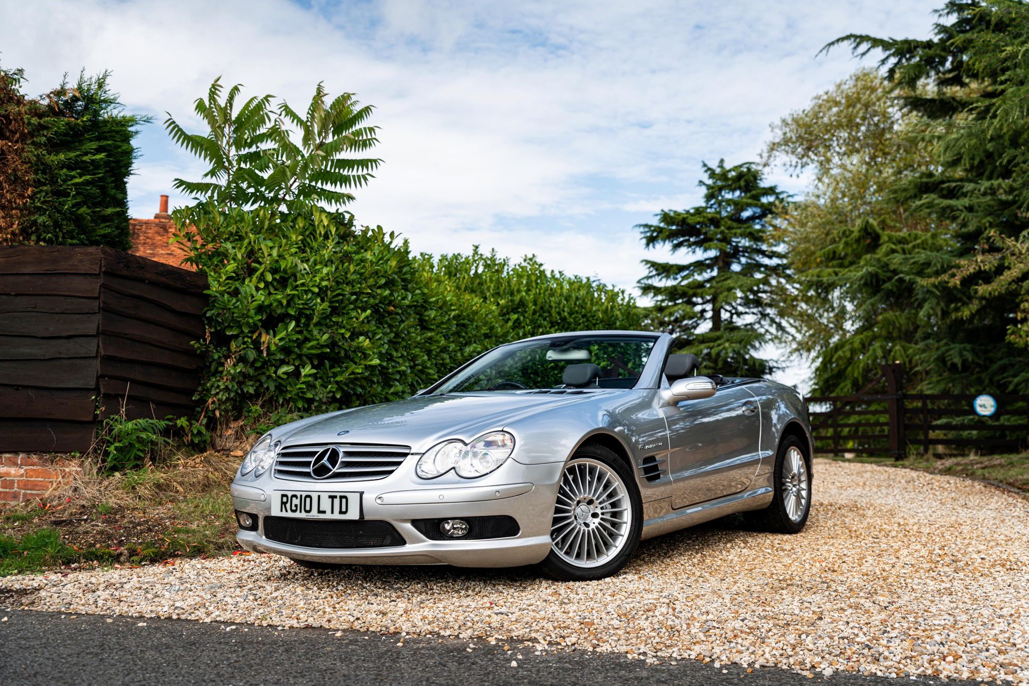 Impeccable Supercharged AMG Rocketship comes into stock