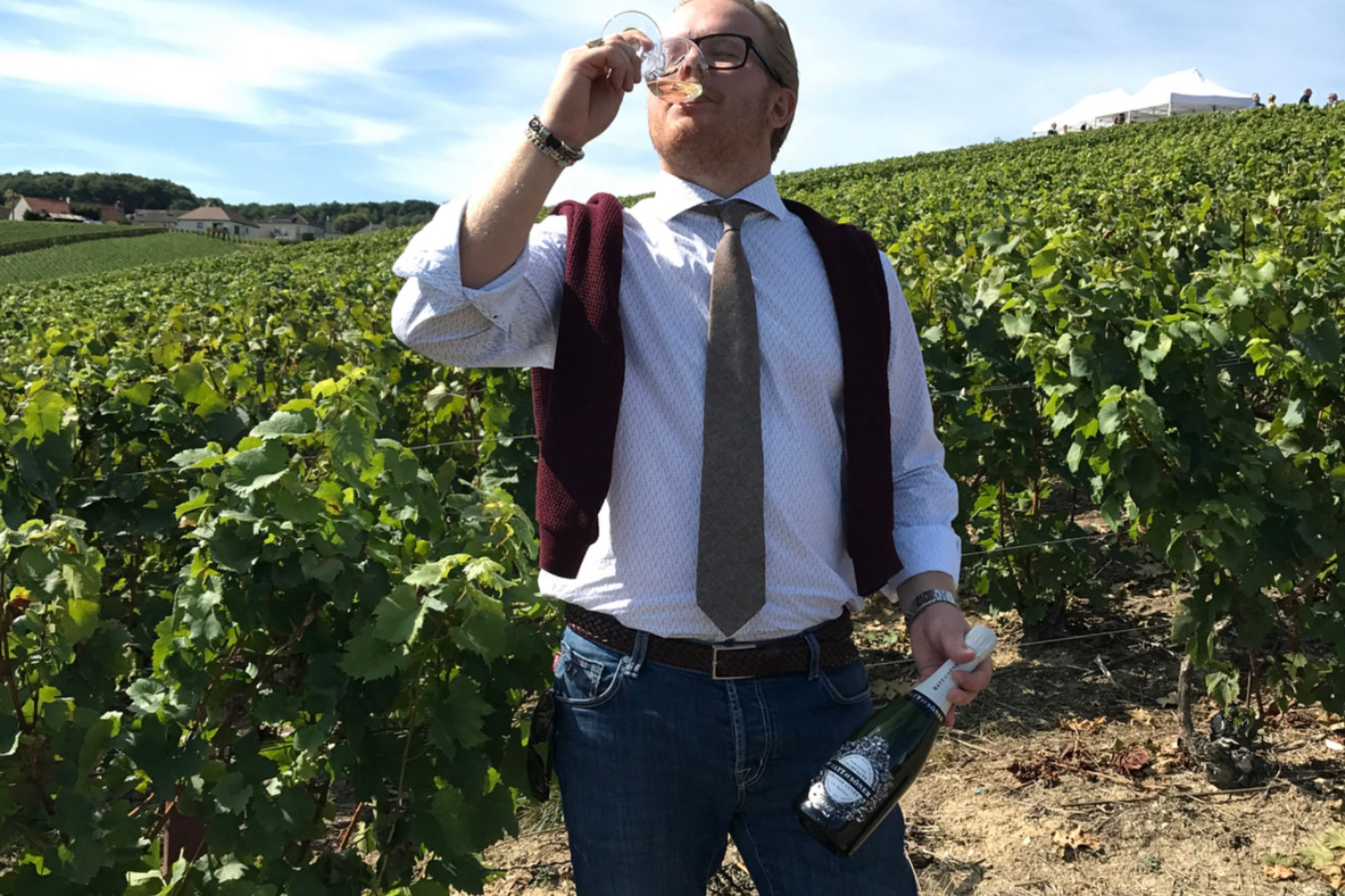 EXPANSION NEWS! Local Wine Connoisseur joins board of Directors