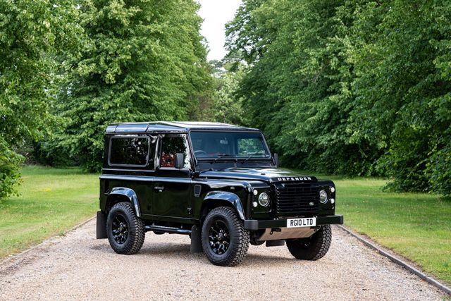 2016 Land Rover Defender 90